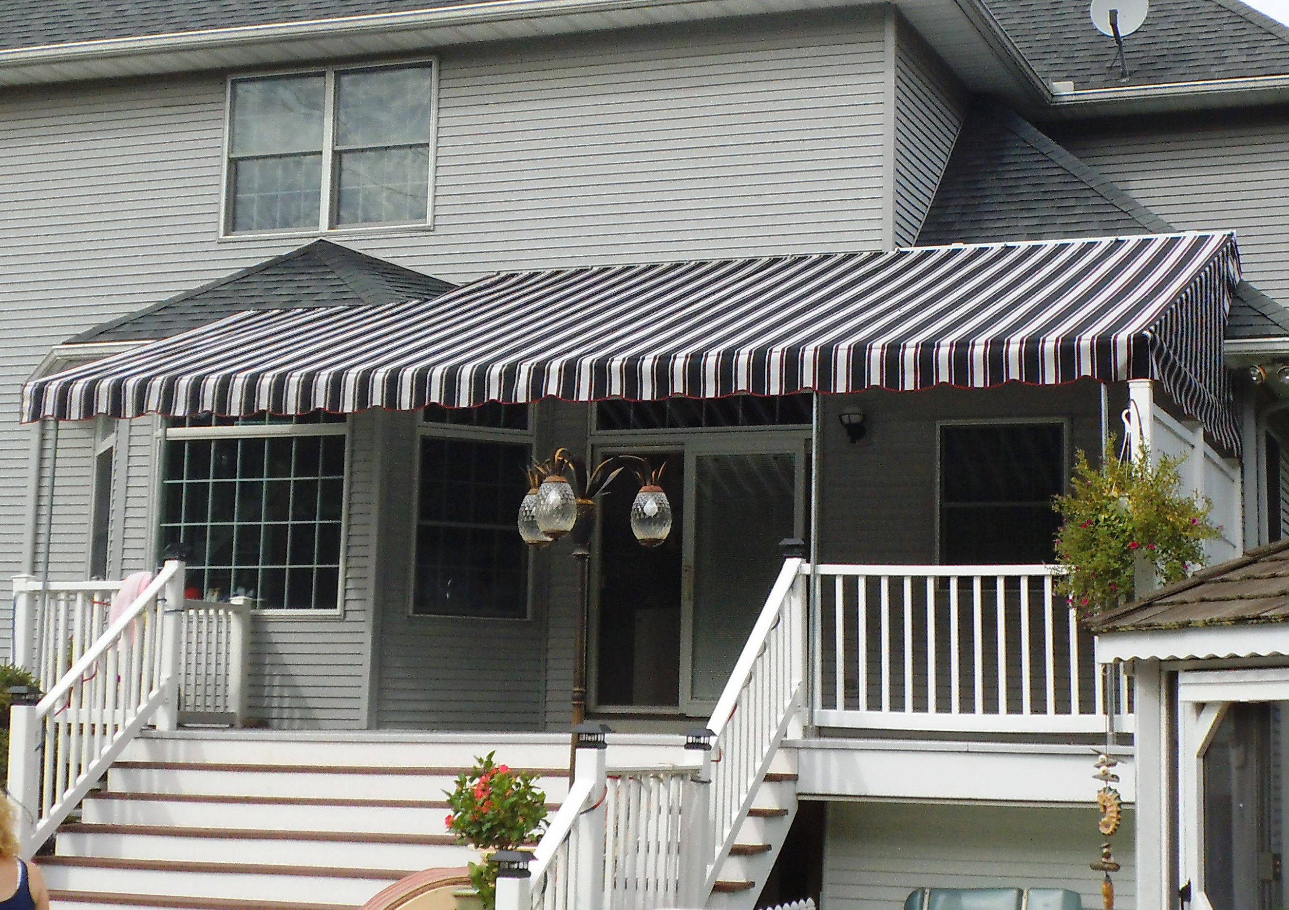 Stationary Awnings Gallery - Leisure Time Awnings